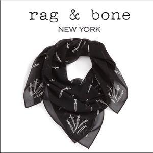 Rag & Bone Dagger Scarf